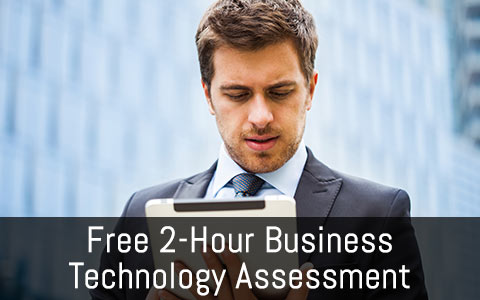 Free 2-Hour Business Technology Assessment