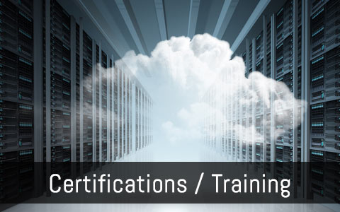Certifications / Training