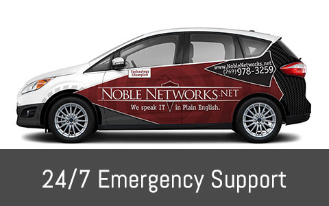 24 Hour Emergency Support