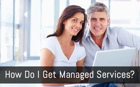 How do I get managed services?