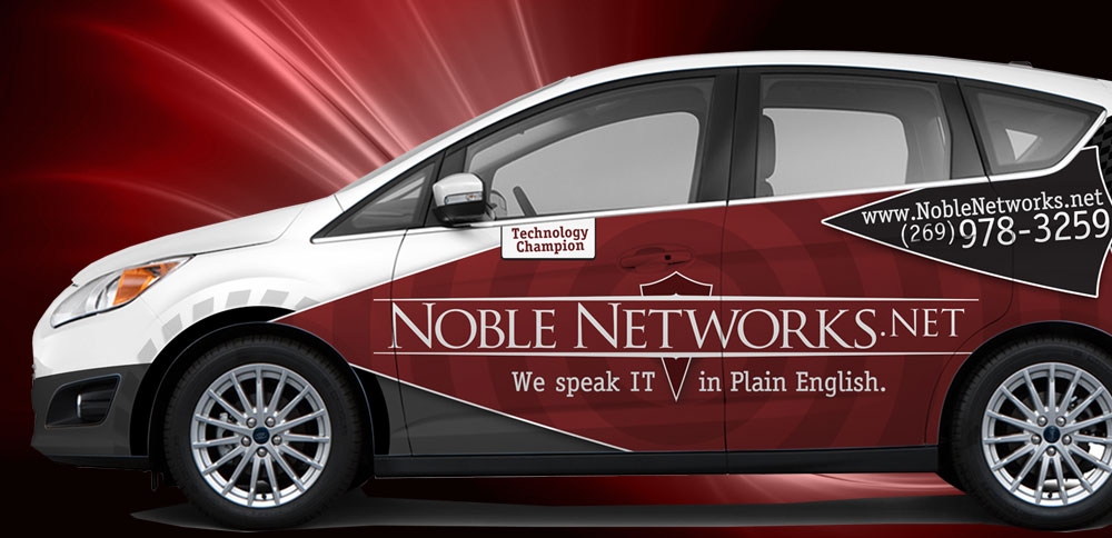 Noble Networks We Speak IT in Plain English